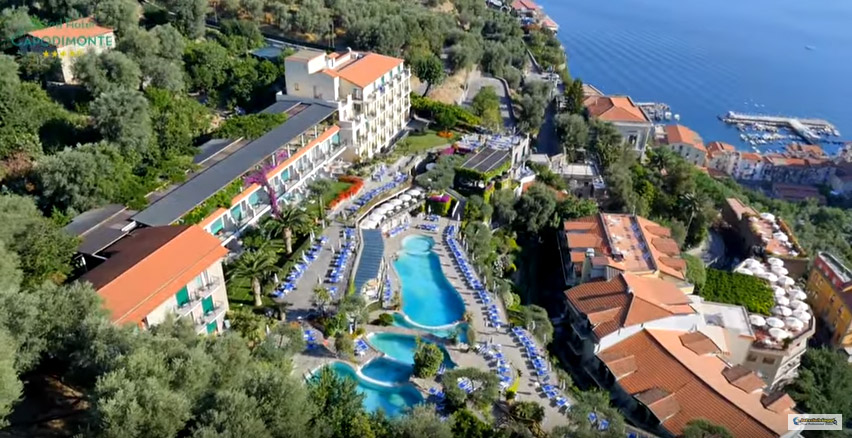 Grand Hotel Capodimonte Manniello Group Sorrento