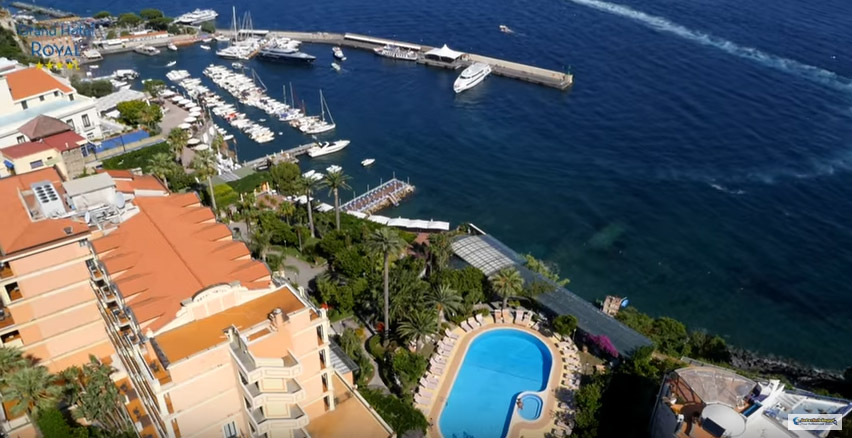 Grand Hotel Royal Manniello Group Sorrento