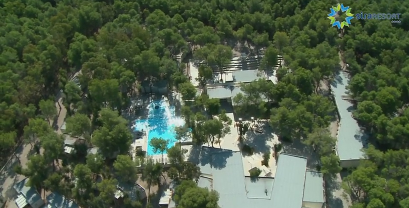 Sira Resort Aerial Version