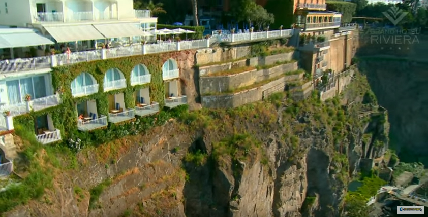 Grand Hotel Riviera Sorrento Coast Aeree